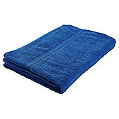 Tesco Towel Bale Electric Blue