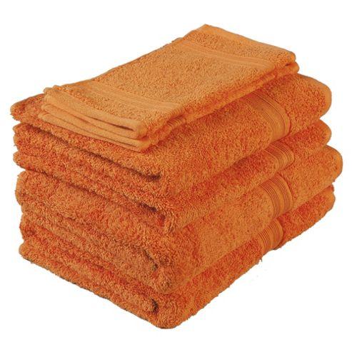 Tesco Towel Bale Orange