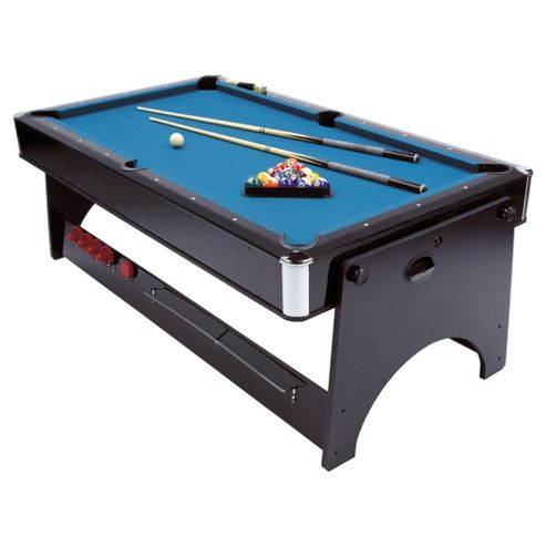 7ft Scorpio 2 in 1 Pool and Air Hockey Table
