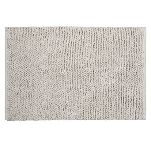 Tesco Chenille Loop Mat Taupe