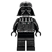 LEGO Star Wars Darth Vader Minifigure Alarm Clock