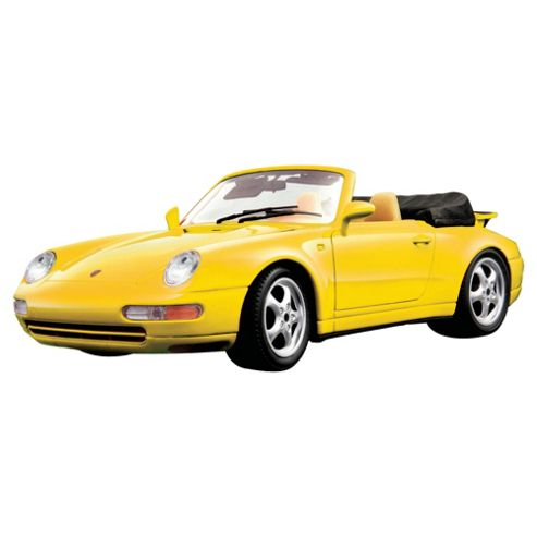 Bburago 1:18 Model Car Kit Porsche 911 Carrera