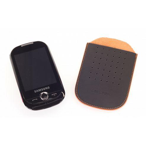 Samsung Genio Case Orange