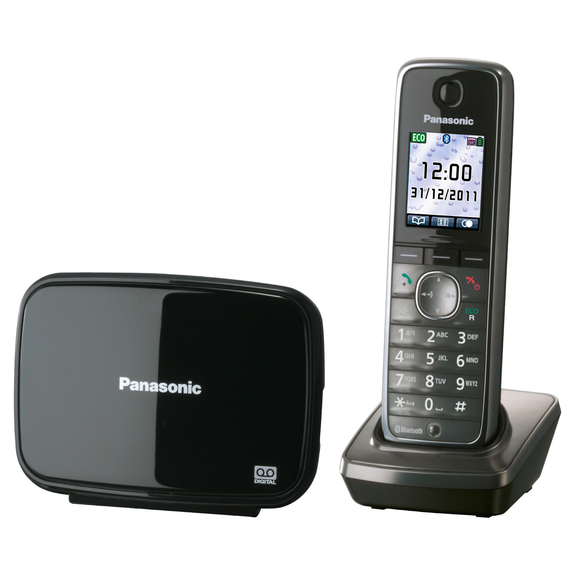 Panasonic KX-TG8621EM Single Telephone