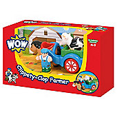 WOW Toys Clippety-Clop Farmer Toy Vehicle