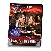 Murder Mystery Dinner Party game - Pasta Passion & Pistols