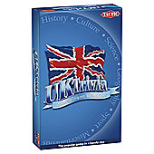 UK Trivia Travel Game