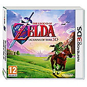 The Legend Of Zelda - Ocarina Of Time 3D (3DS)