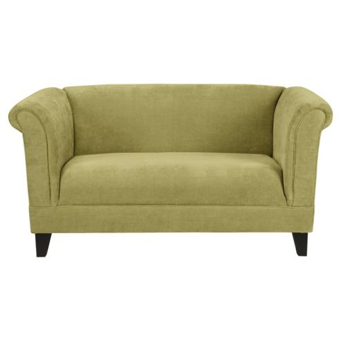 Millie Small 2 seater  Fabric Sofa Pistachio