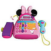 Minnie Mouse Pretend Play Electronic Cash Register