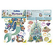 FunToSee Mermaid Wall Stickers