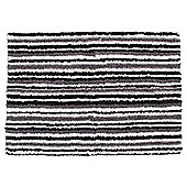 Tesco Linear Bath Mat – Black