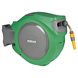 Hozelock Auto Reel with Hose, 30m
