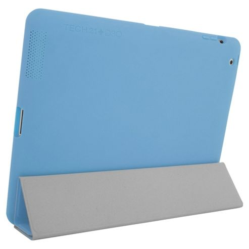 Tech21 Base Case for the Apple iPad 2, Blue