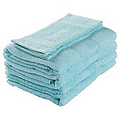 Tesco Towel Bale Aqua