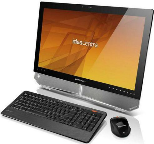 Lenovo VBT1CUK IdeaCentre B520 Multi touch All-in-One Desktop PC