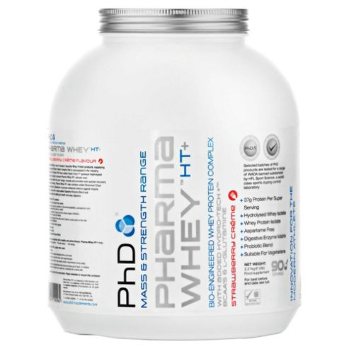 PhD Nutrition Pharma Whey HT+ Chocolate Cookie 2.27kg
