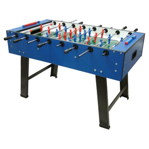 Smile Football Table Blue
