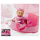 Dolls World Evie Carrycot