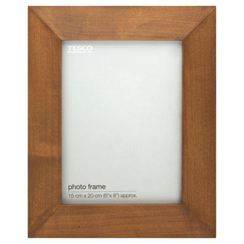 Tesco Walnut Frame 6X8
