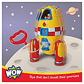 WOW Toys Ronnie Rocket Toy Vehicle
