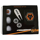 Wolves Premium Golf Tin Set