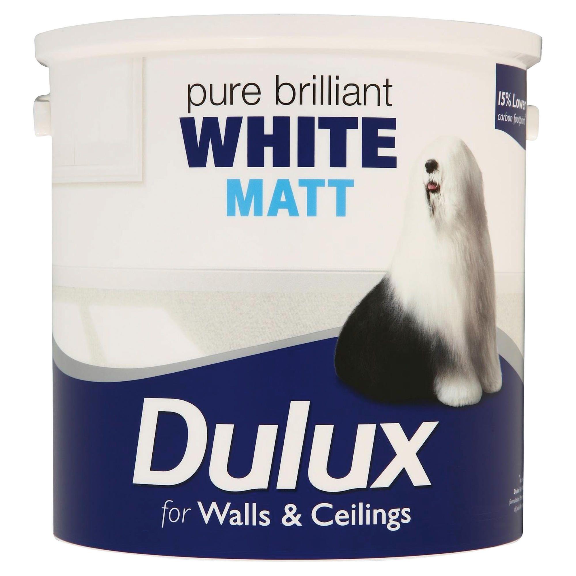 Dulux Kitchen Plus Pure Brilliant White