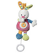 Baby Fehn Musical Toy Hare