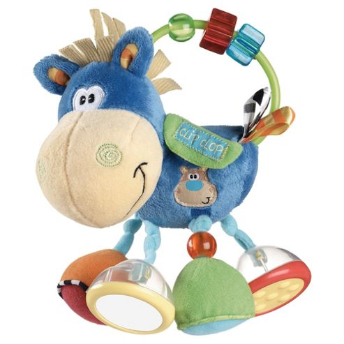 Playgro Clip Clop Baby Activity Rattle