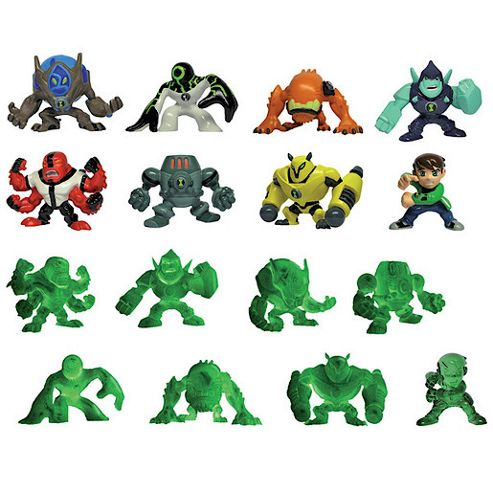 Ben 10 Ultimate Alien Minifigure Foil Pack