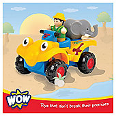WOW Toys Rock 'n' Ride Ralph Toy Vehicle