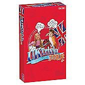 UK Trivia Junior Travel Game