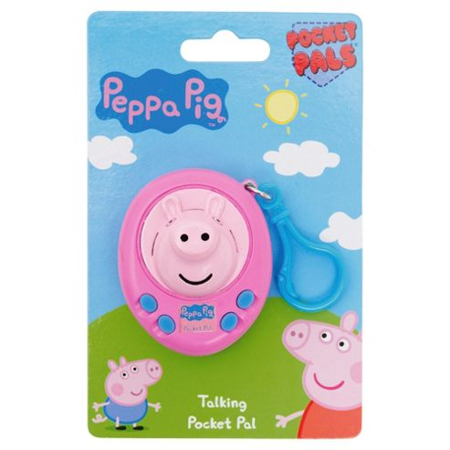 Peppa Pig Talking Pocket Pal
