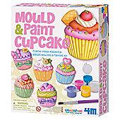 Mould & Paint Cupcake