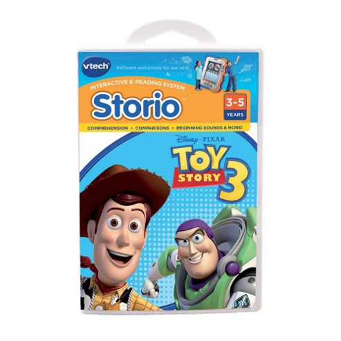 VTech Storio Software Toy Story 3