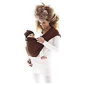 Wallaboo Baby Sling Cotton, Toffee