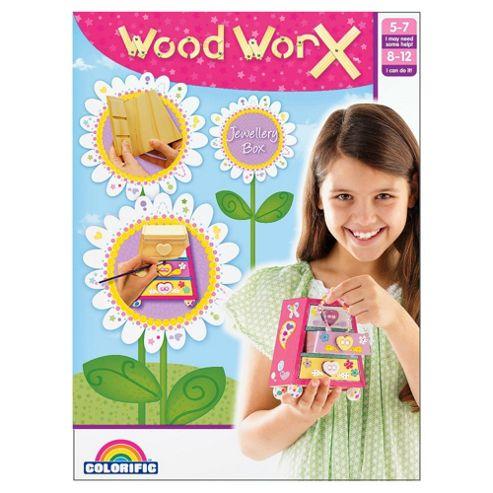Wood Worx Jewellery Box