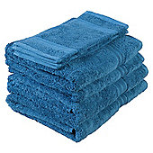 Tesco Towel Bale Denim