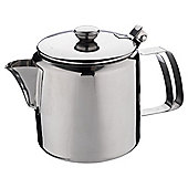 Tesco Small Stainless Steel Teapot