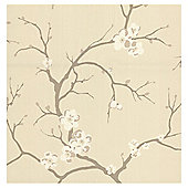 Dulux Wallpaper Blossom Almond 1 Roll