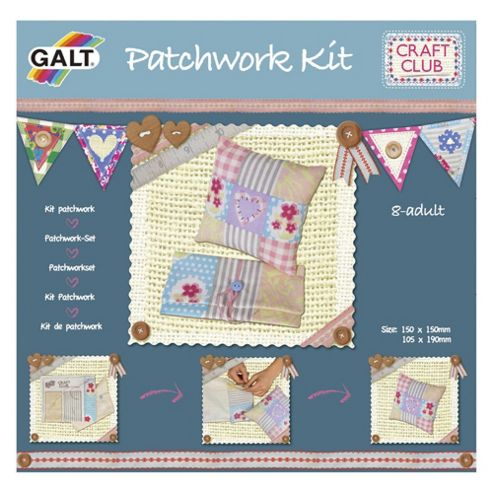 Craft Club Patchot Wheelsork Kit