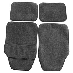 Tesco Car Mats 4 Set Carpet