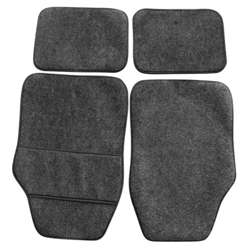 Tesco Car Mats, 4 Set (Carpet)