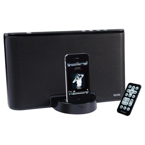 Technika SP330IR iPod / iPhone Speaker