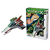 Wood Worx Star Ship