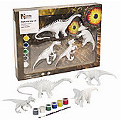 Dinosauria Paint Your Own Set 2