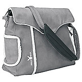 Wallaboo Changing Bag, Grey