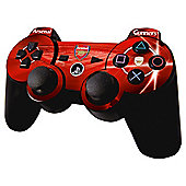 Arsenal PS3 Controller Skin