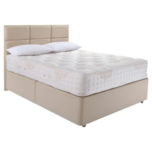 Relyon Luxury 1500 Non Storage Divan Bed King