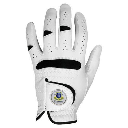 Everton Golf Glove LH Med